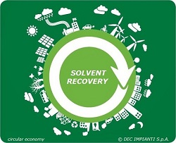 DEC IMPIANTI, solvent recovery, SRU, SRP, SRS, environment, reuse, reduce, recycle, circular economy, sustainable technologies, sustainability, environmental protection, protecting the environment, closing the loop, closed loop