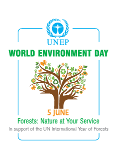 celebrating WED - 2011 World Environment Day